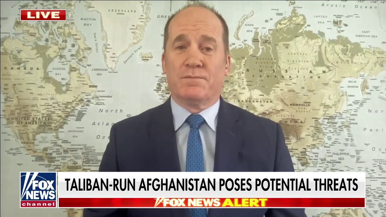 Jim Hanson: Anyone involved in planning of US exit from Afghanistan should be fired