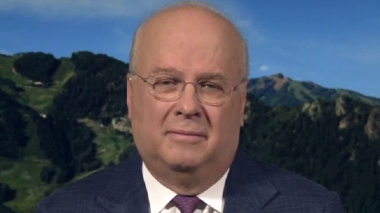 Karl Rove: Biden has a very rough period of time ahead of him