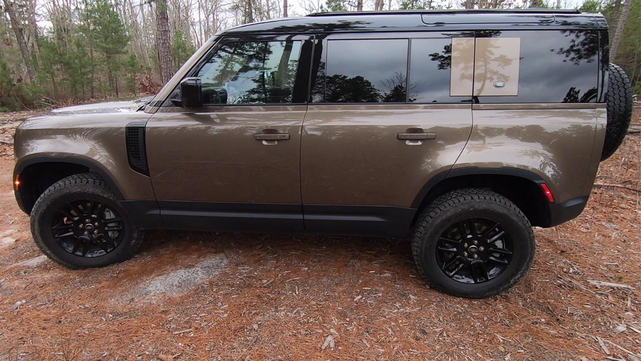 Test drive: Land Rover Defender