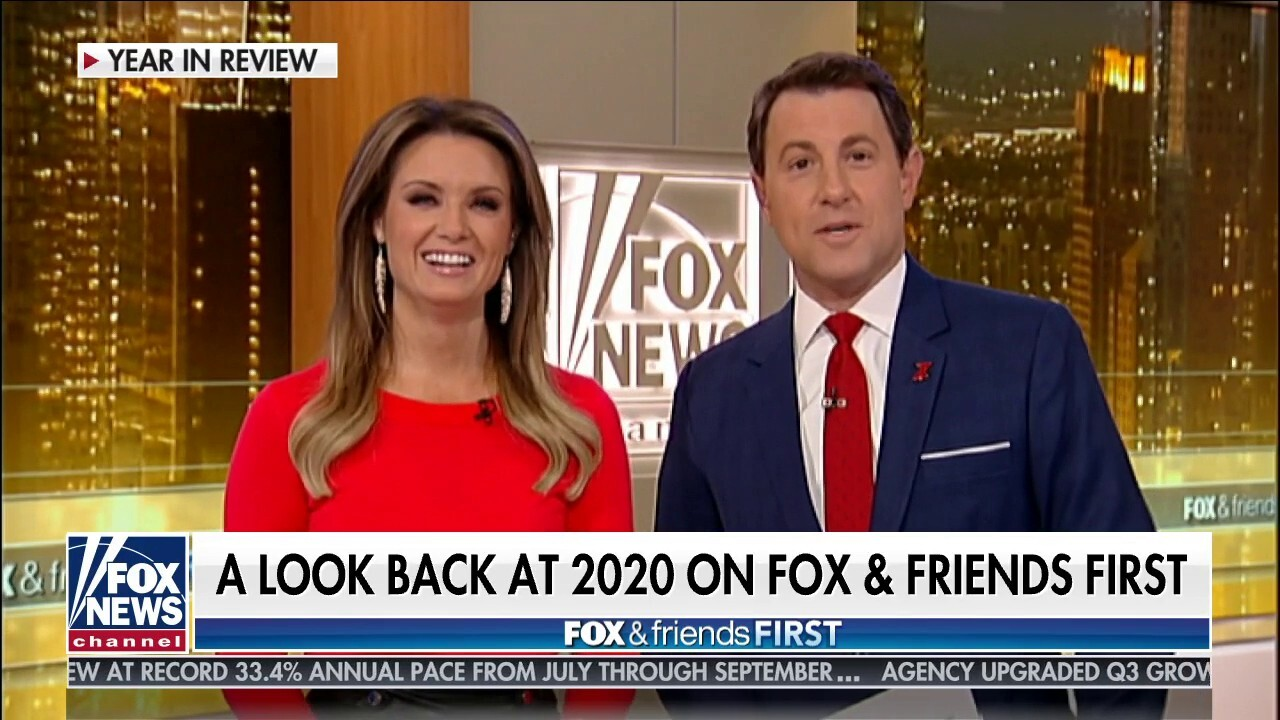 A look back at 2020 on 'Fox & Friends First'