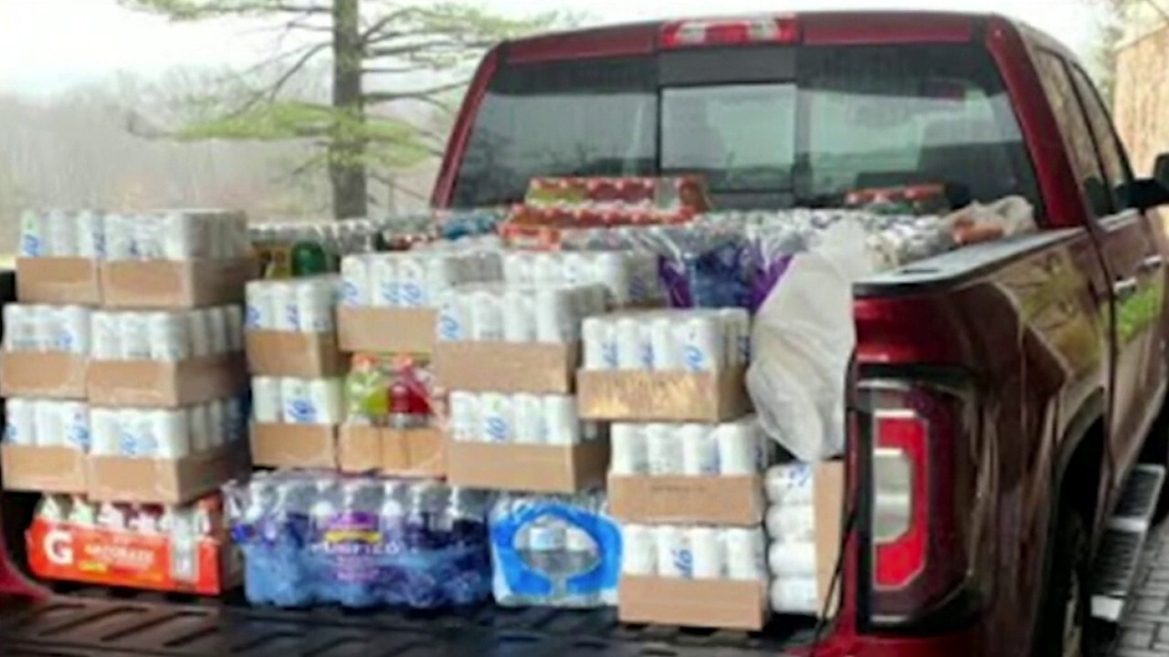 NJ golf club inspires national movement to donate supplies to local hospitals