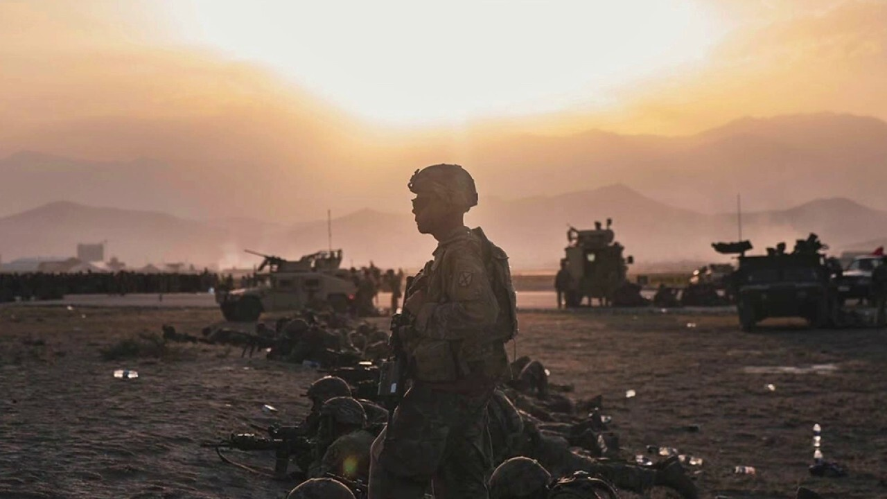 Joe Kent: US government a 'disgrace' to the lives lost in Afghanistan
