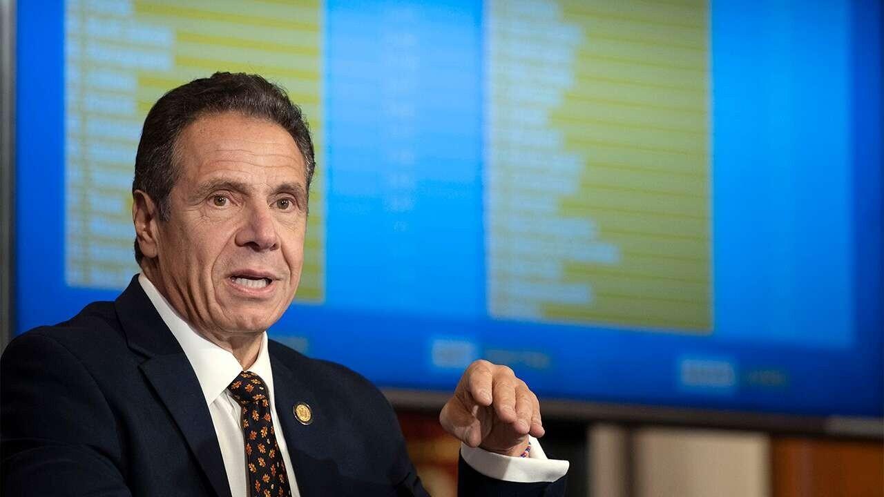 Cuomo pressured to resign over nursing home report