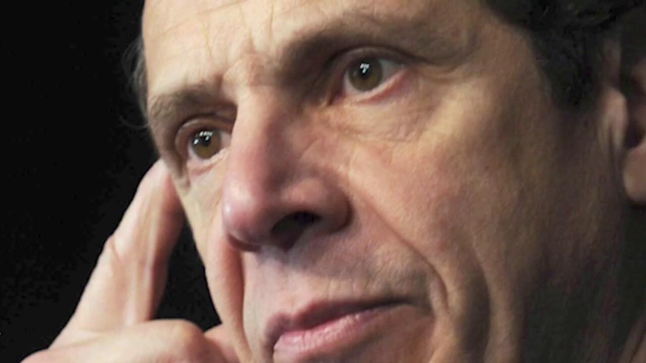 New York senators Schumer and Gillibrand call on Governor Cuomo resign