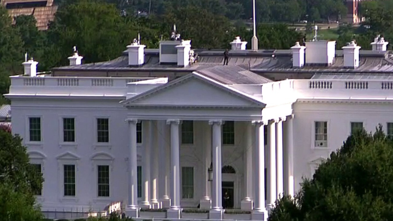 Officer-involved shooting outside Old Executive Office Building interrupts Trump news conference