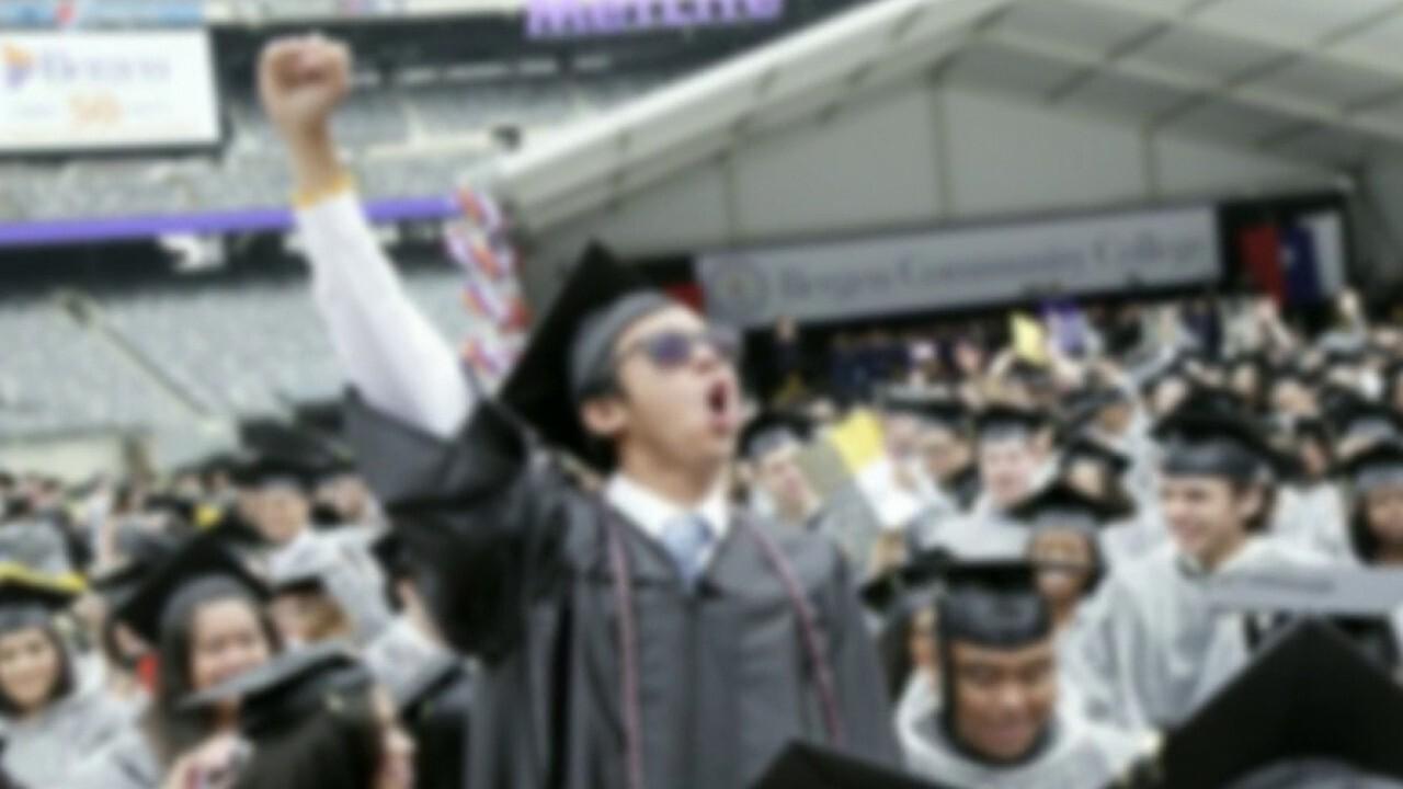 Universities livestreaming or postponing graduations during COVID-19