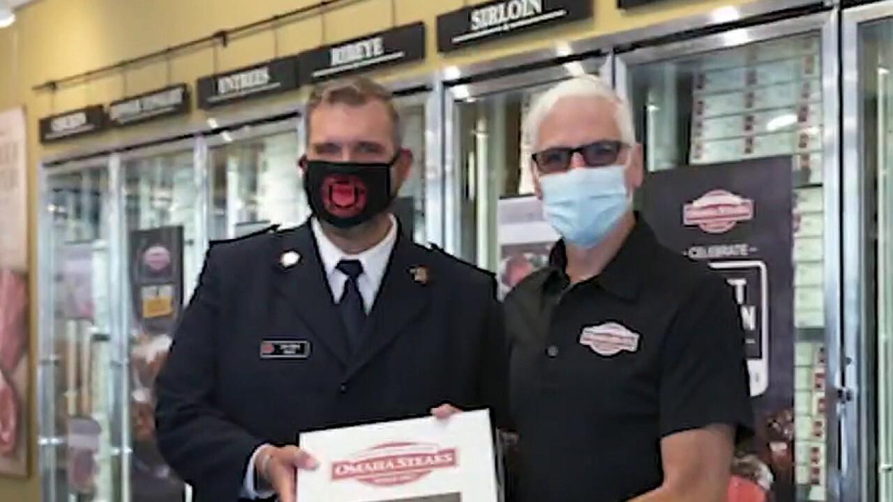 Omaha Steaks donates to Hurricane Laura relief efforts