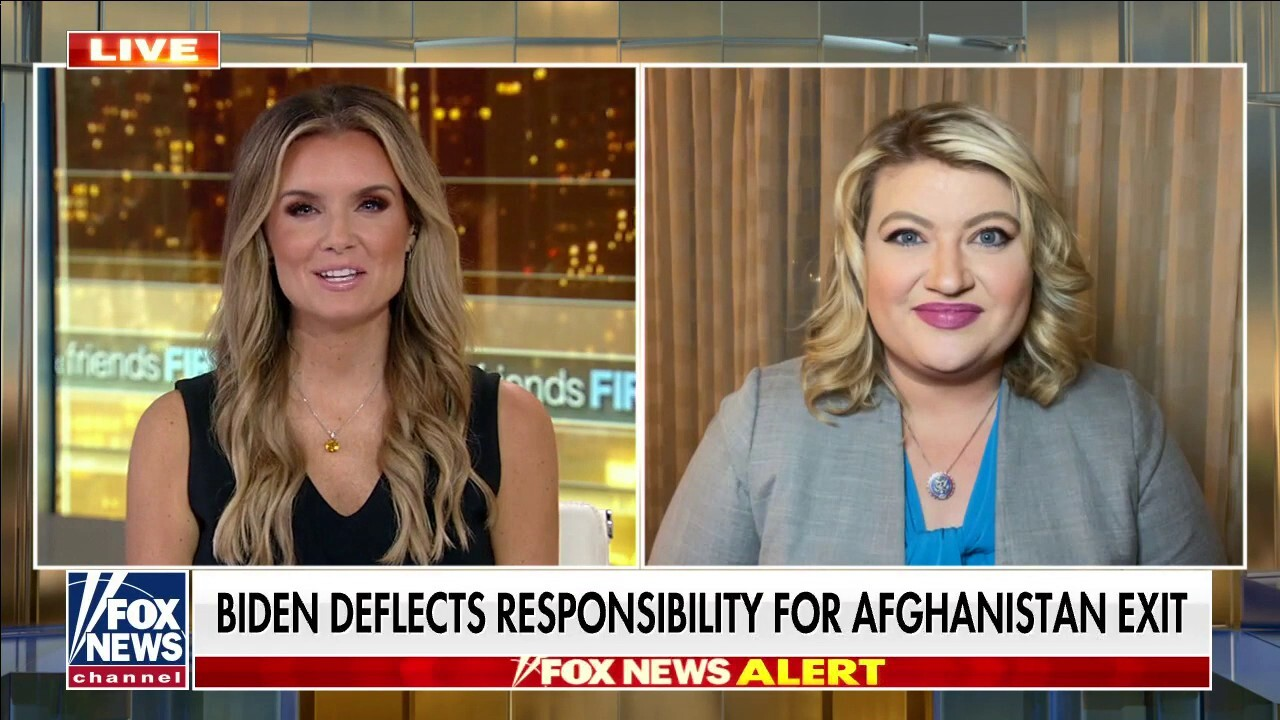 Rep. Cammack: Americans must hold the White House accountable for Afghanistan disaster