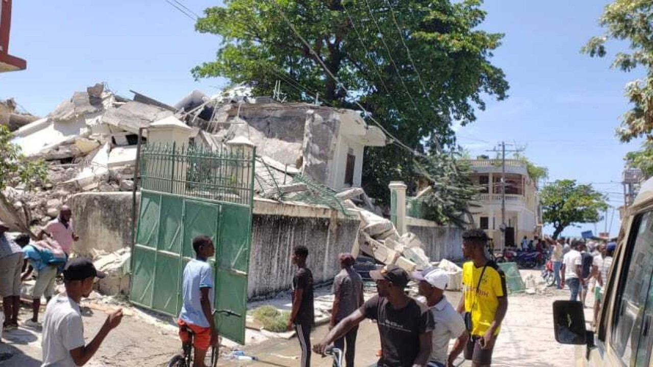 Haiti earthquake impact depends on where strongest shaking occurred: Seismologist