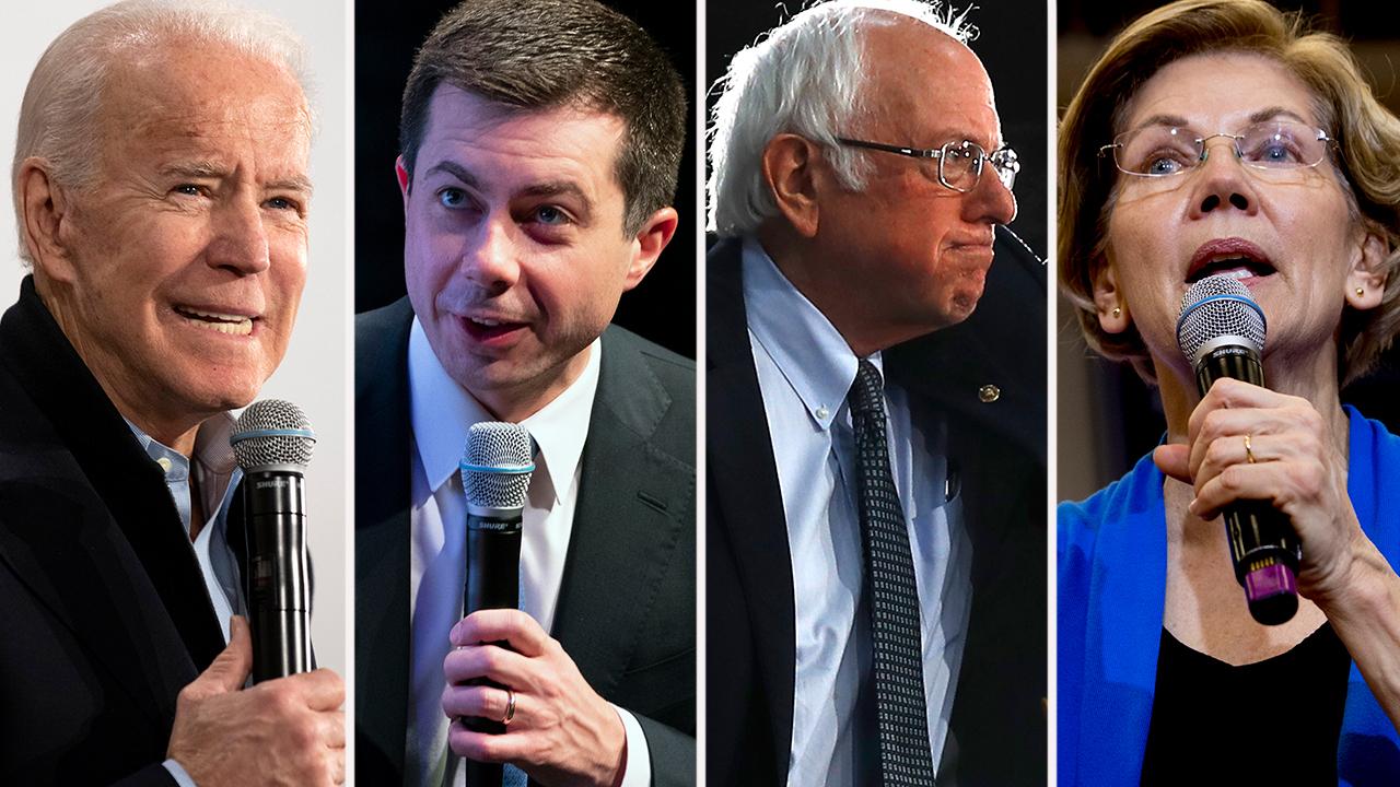 Fox News voter analysis shows Biden, Buttigieg, Klobuchar, Sanders, Warren in the hunt