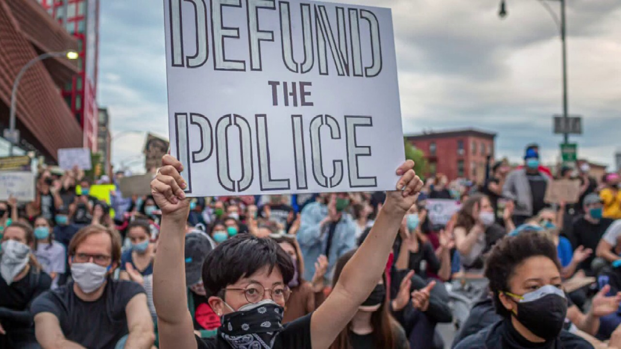 Westlake Legal Group image Steve Levy: Defund the police? Tried that in the '60s and '70s. Here's how it worked Steve Levy fox-news/us/crime/police-and-law-enforcement fox-news/us/crime fox-news/person/george-floyd fox-news/opinion fox news fnc/opinion fnc article 37b1c970-b359-579f-89b8-8b5dab66f287