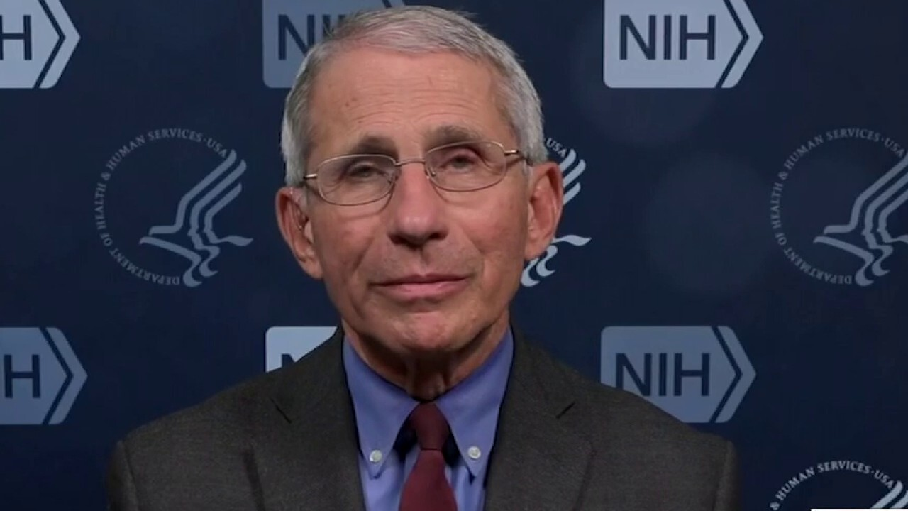 Dr. Fauci discusses flattening the COVID-19 curve, latest treatment options