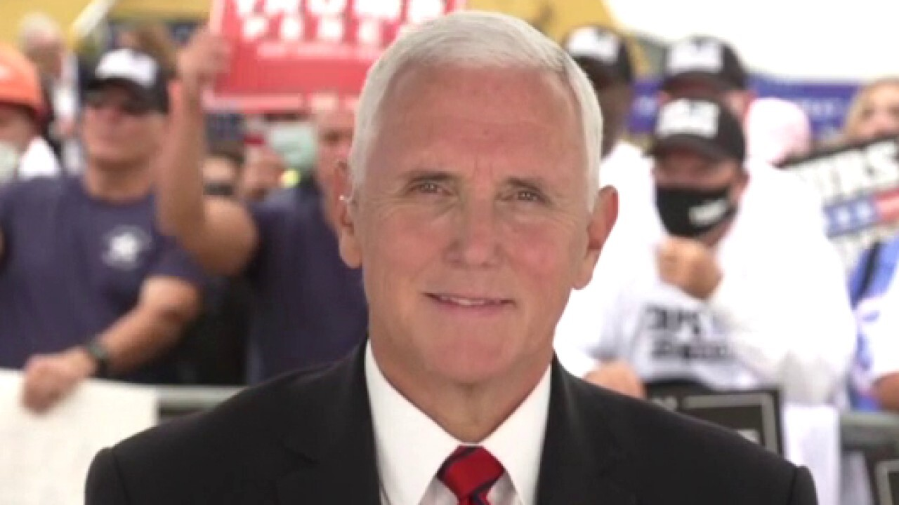 VP Pence: Americans 'deserve better' than the failed policies of ObamaCare