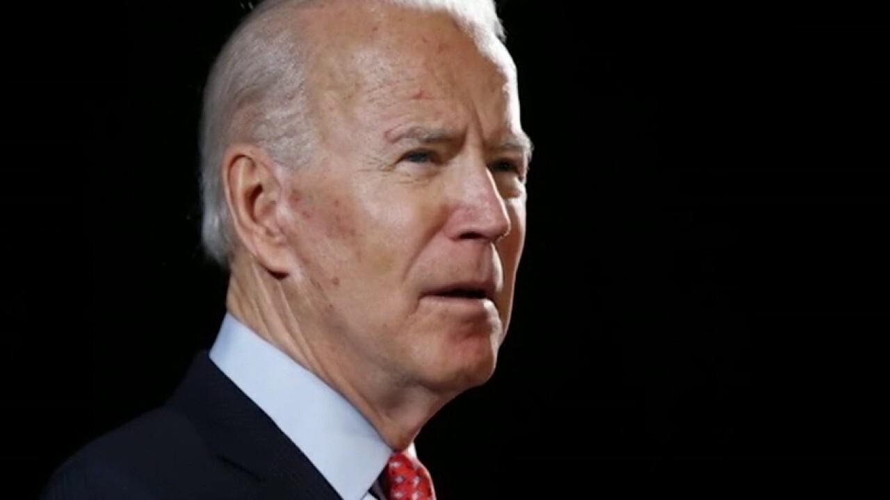 Biden campaign declines 'Fox News Sunday' interview, 1 week after Chris Wallace's Trump sitdown