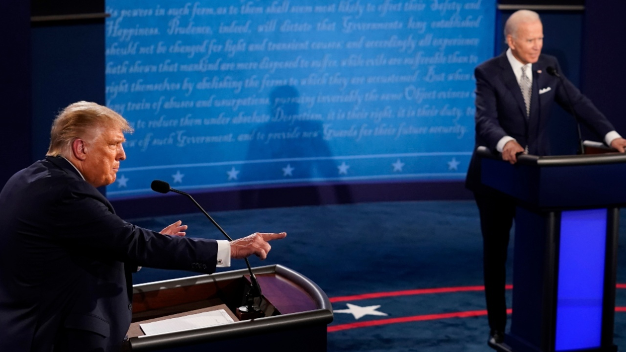 Did the first presidential debate live up to the hype?