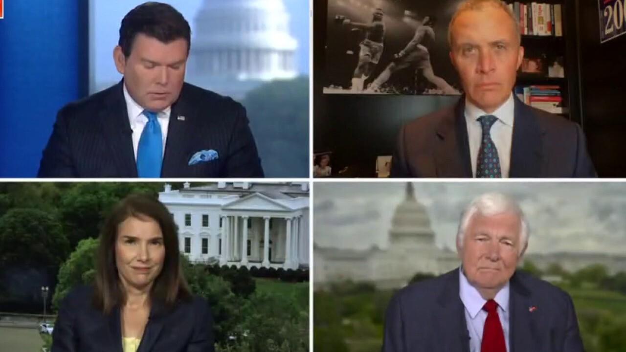 Fox poll: Joe Biden tops President Trump in three key battlegrounds