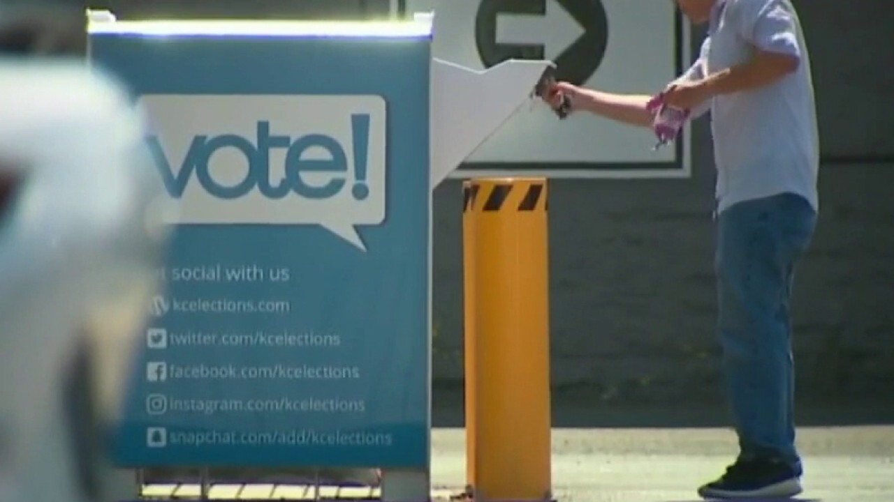 Will mail-in voting become the new norm?