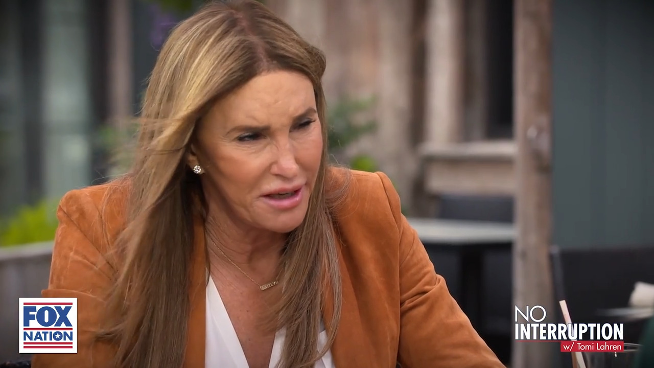 Caitlyn Jenner: 'It was easier to come out transgender than it was as a Republican'