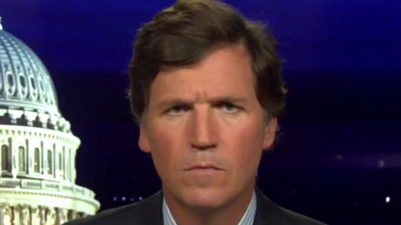 Tucker: Joe Biden is leading the most radical 'get out the vote' operation ever