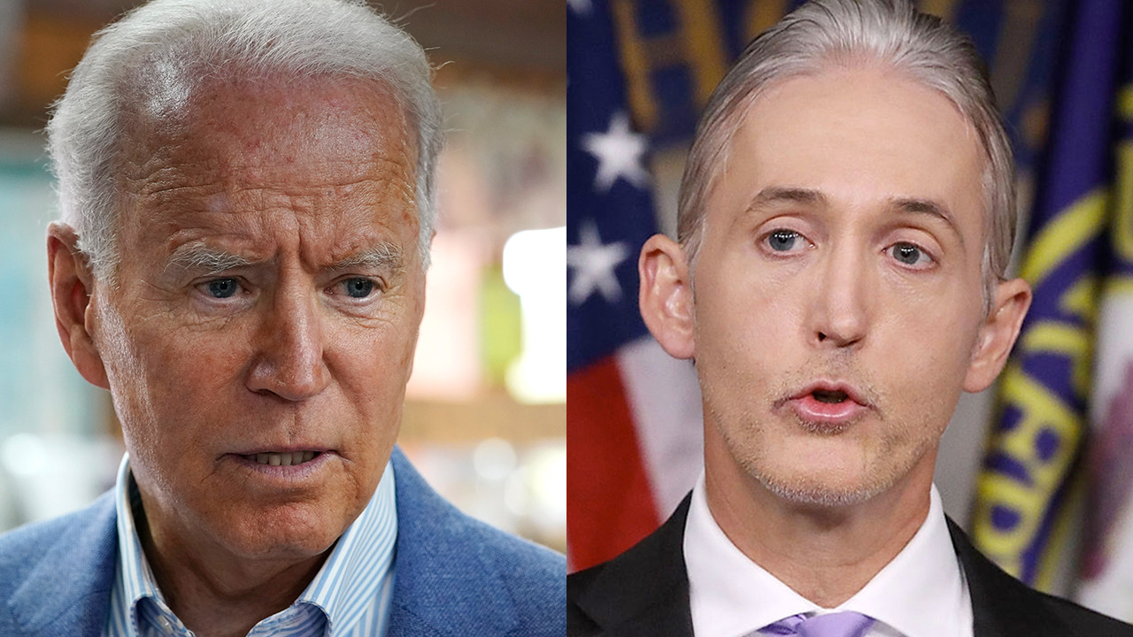 Trey Gowdy on Afghanistan: Media has been doing the 'heavy-lifting' for Biden until now