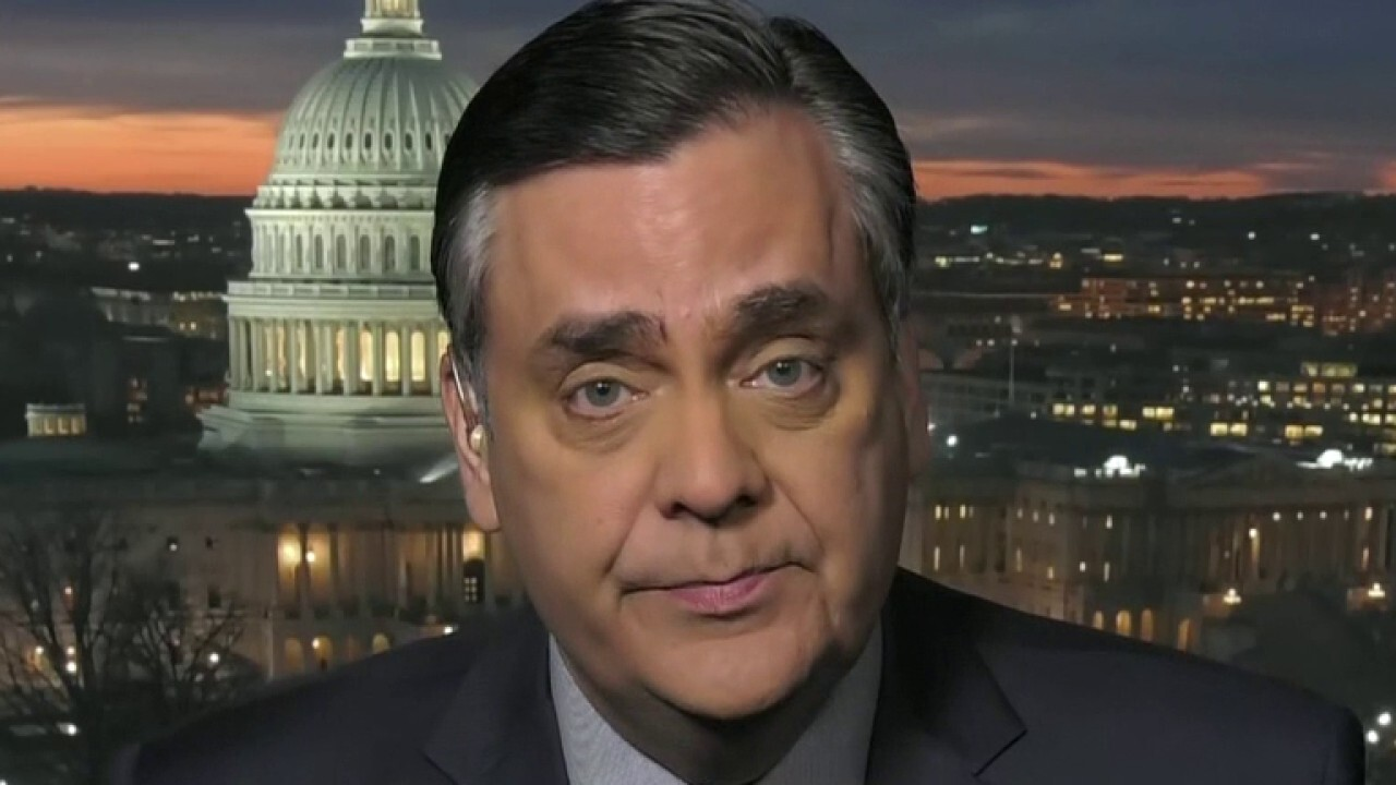 Turley: No reason not to look at voter fraud allegations