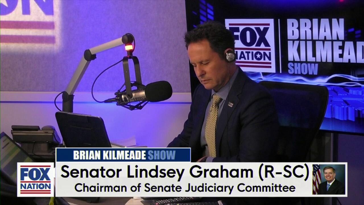 Sen. Graham reacts to coronavirus impacting economy, 2020 race
