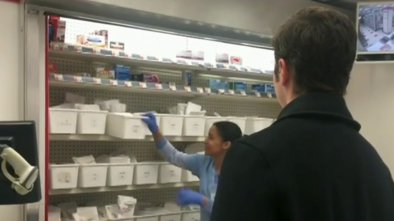 'Invisible Hands' delivering groceries to those at high risk for contracting coronavirus