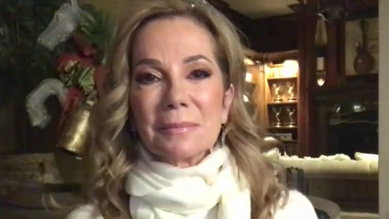 Kathie Lee Gifford reflects on finding hope in the new year