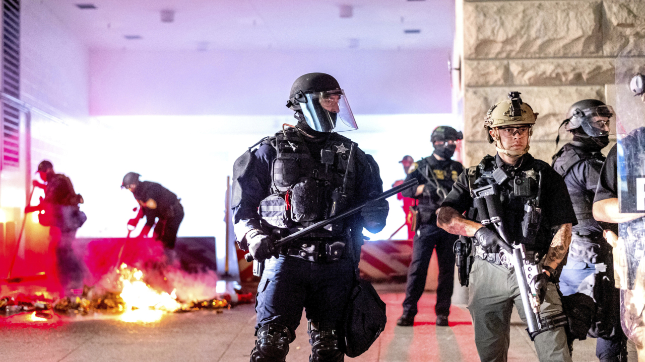 America seeing 'complete dearth of leadership' amid violent protests: Jamie Weinstein