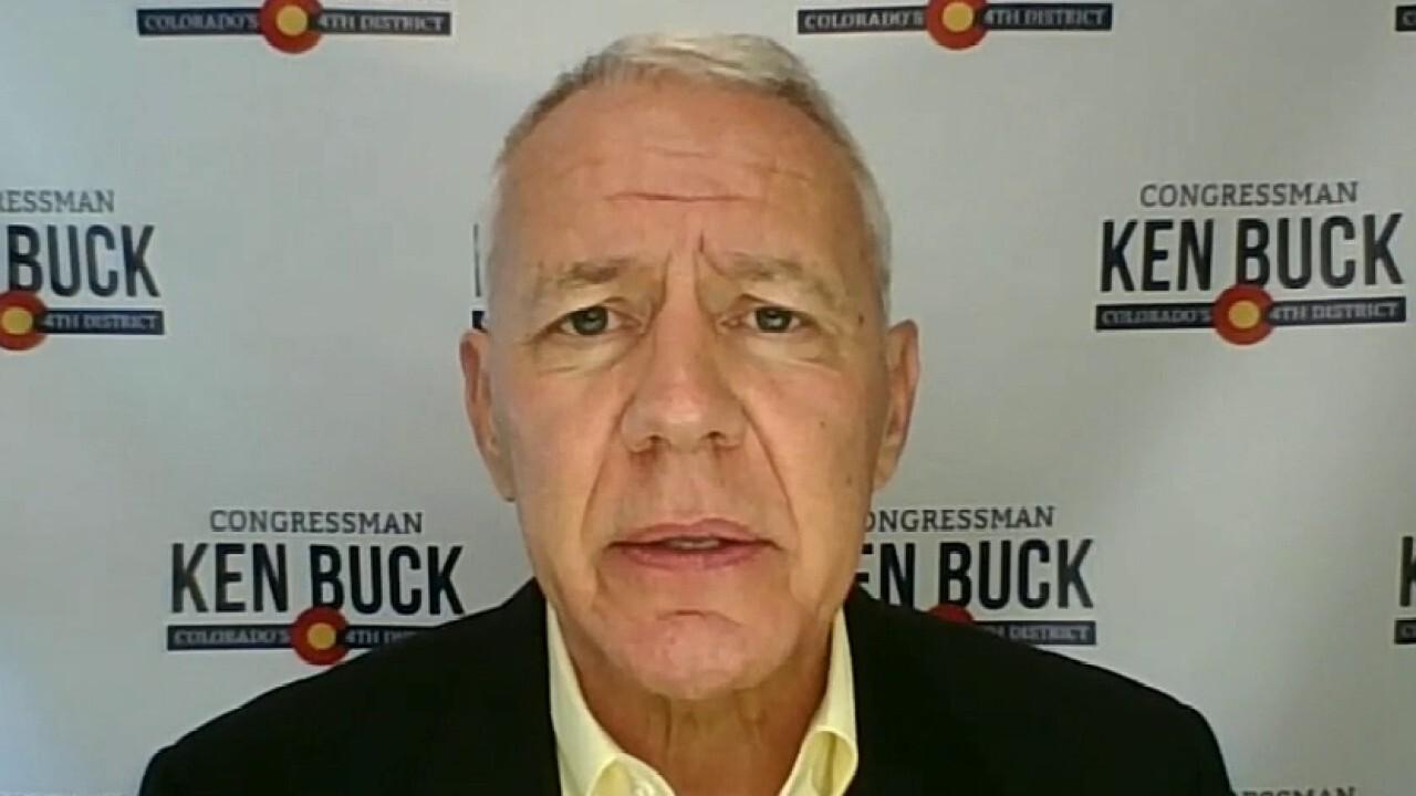 Rep. Ken Buck, R-Colo., discusses recent controversial reports regarding Facebook and vaccine mandates.