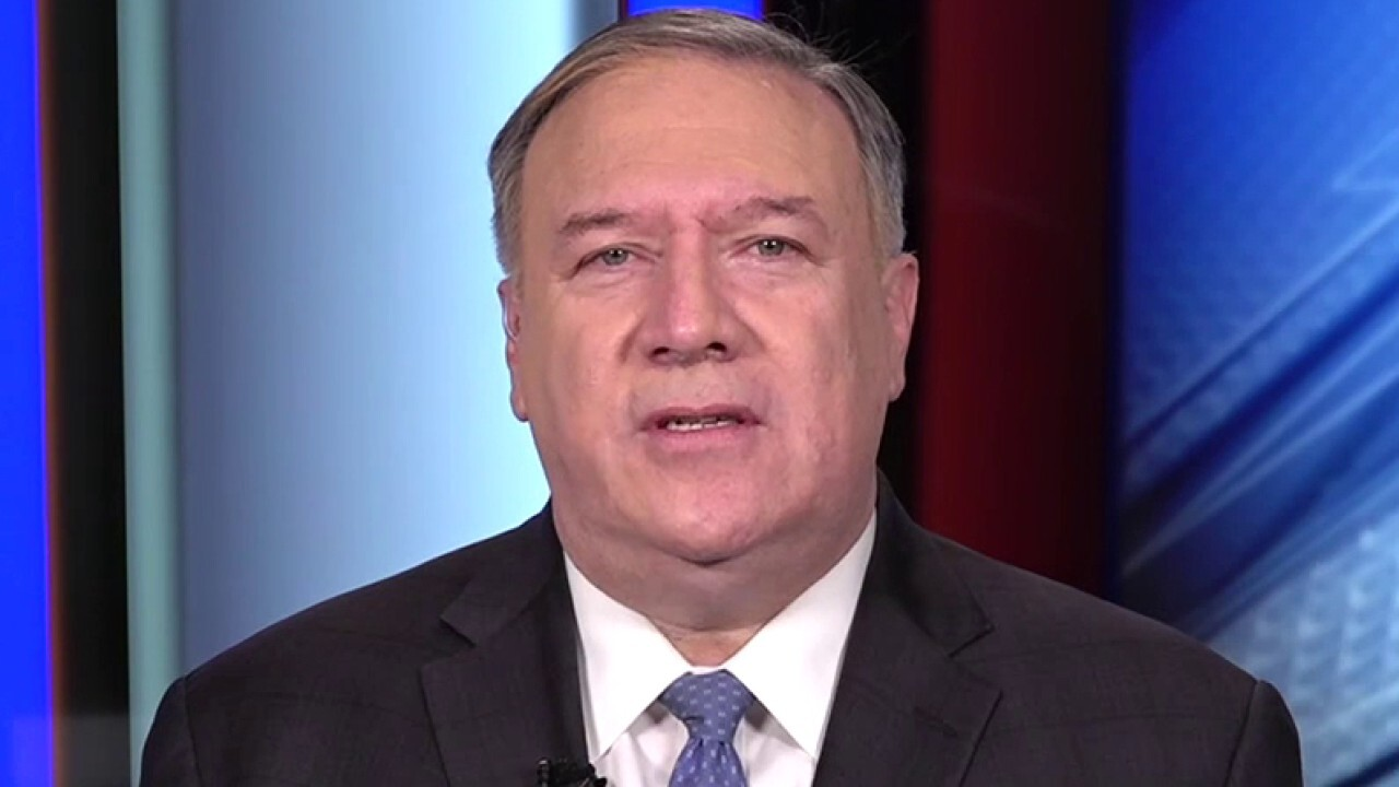 Pompeo says Wuhan lab theory wasn't the 'politically correct thing' to say last year