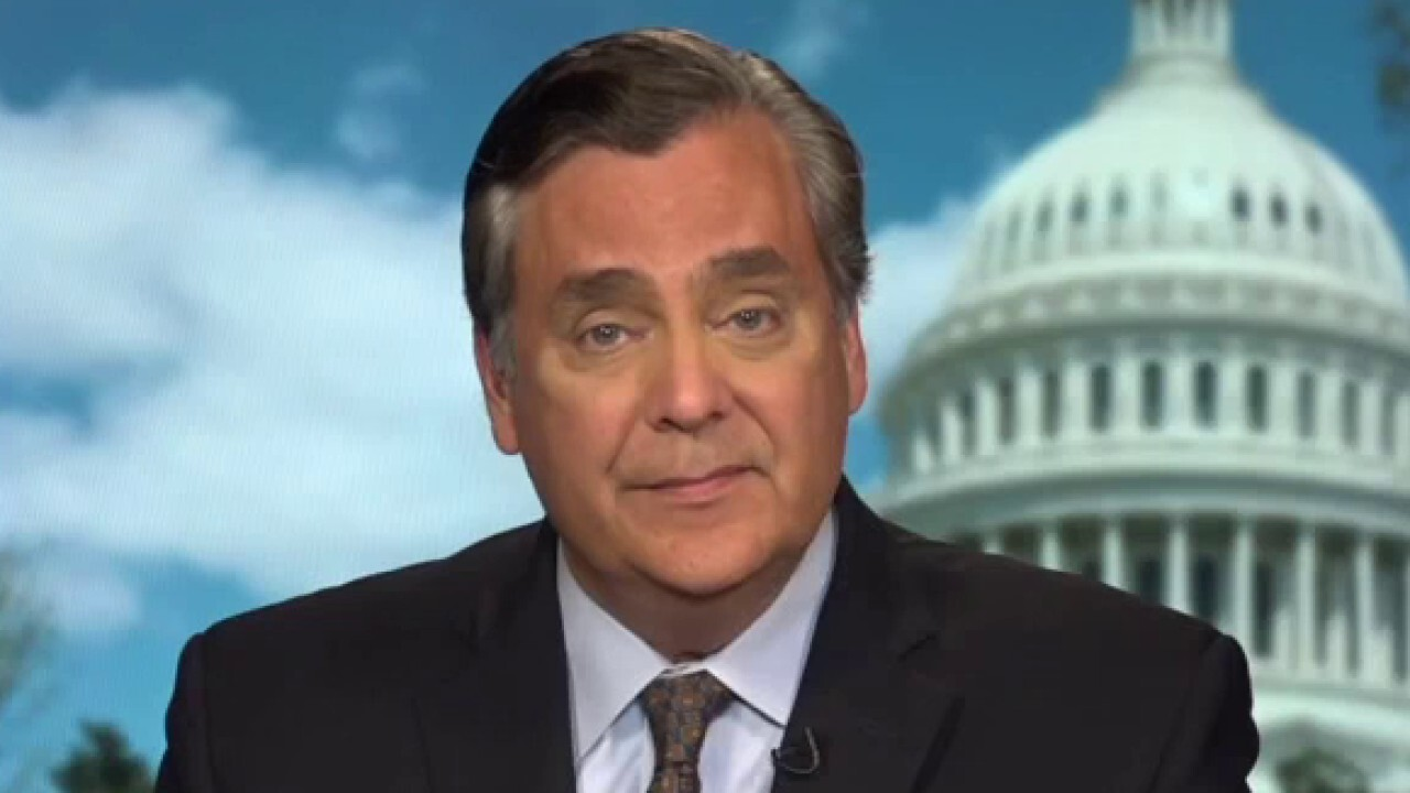 Jonathan Turley: 'The line between tyranny and public policy should not be a white lab coat'