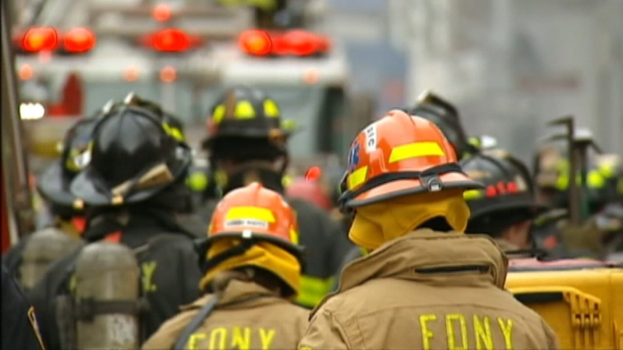 Two FDNY members contract coronavirus as union calls for faster testing