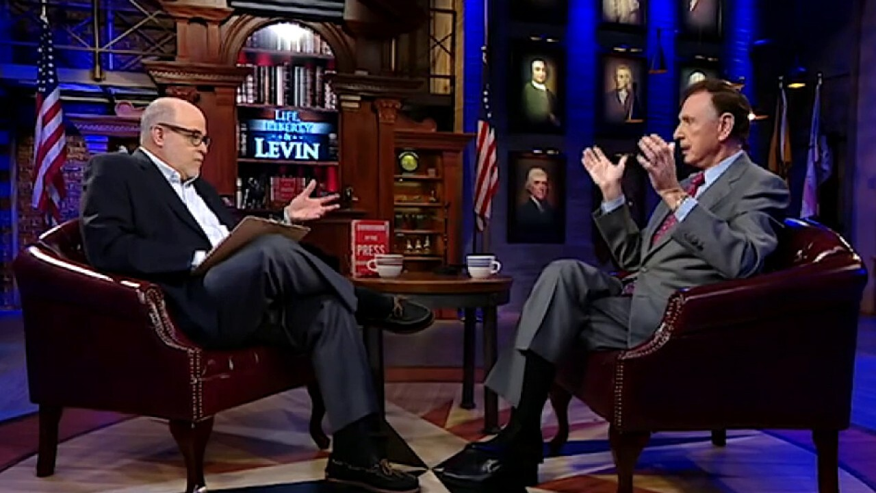 Forrest Lucas joins Mark Levin to discuss his career on 'Life, Liberty & Levin.'