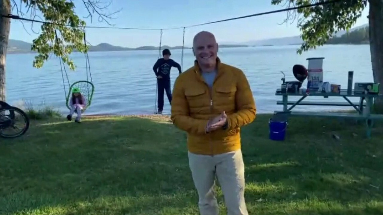 DIY expert Chip Wade checks in from his cross-country family adventure