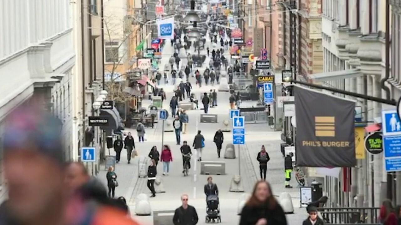 WHO says Sweden should be world model for coronavirus response