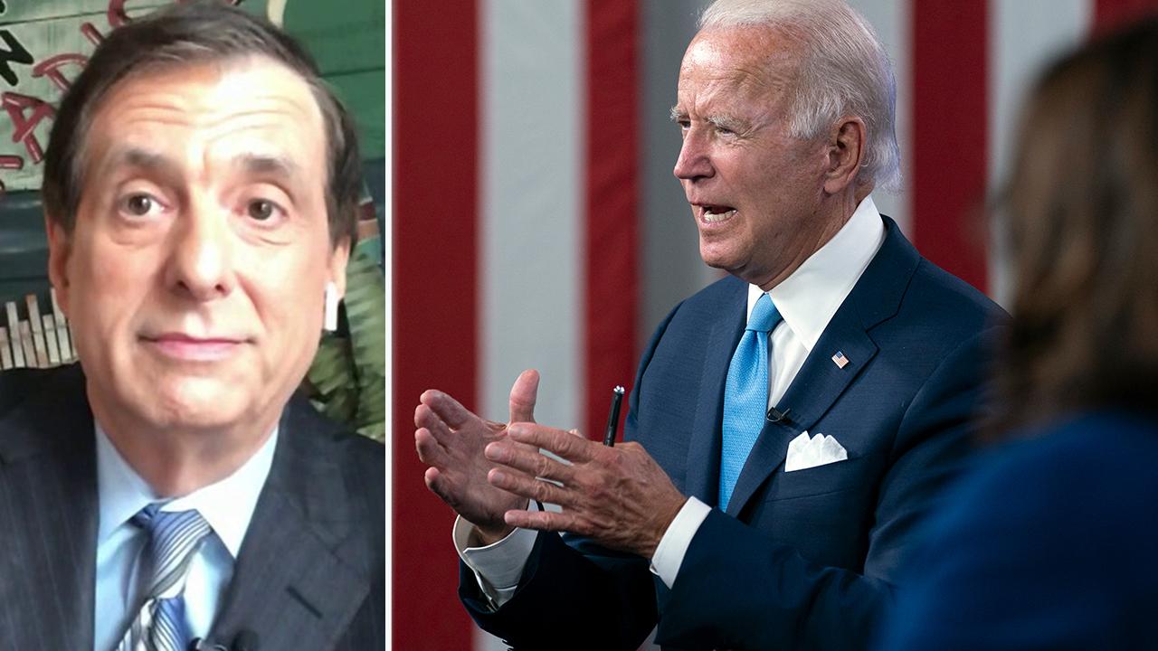 Howard Kurtz: Biden-Harris are the most liberal ticket in Democratic Party history