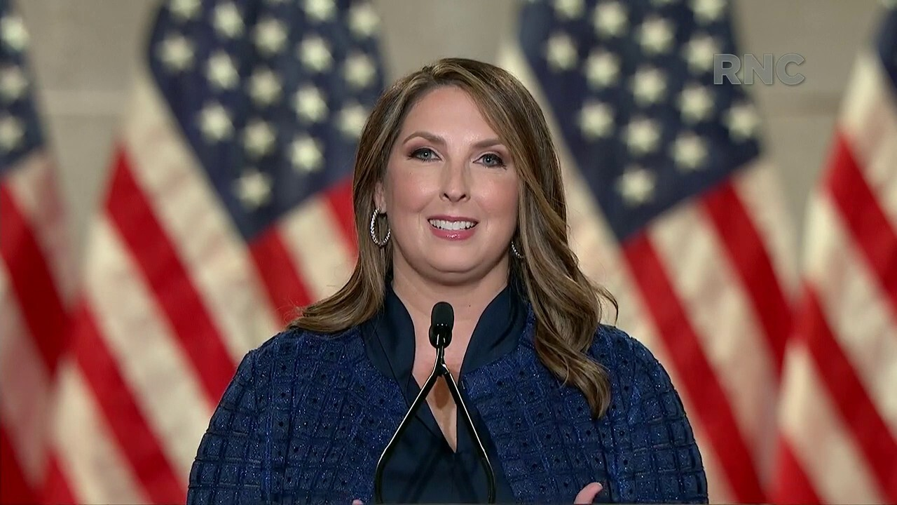 Ronna McDaniel: When we reelect President Trump this November the best is yet to come