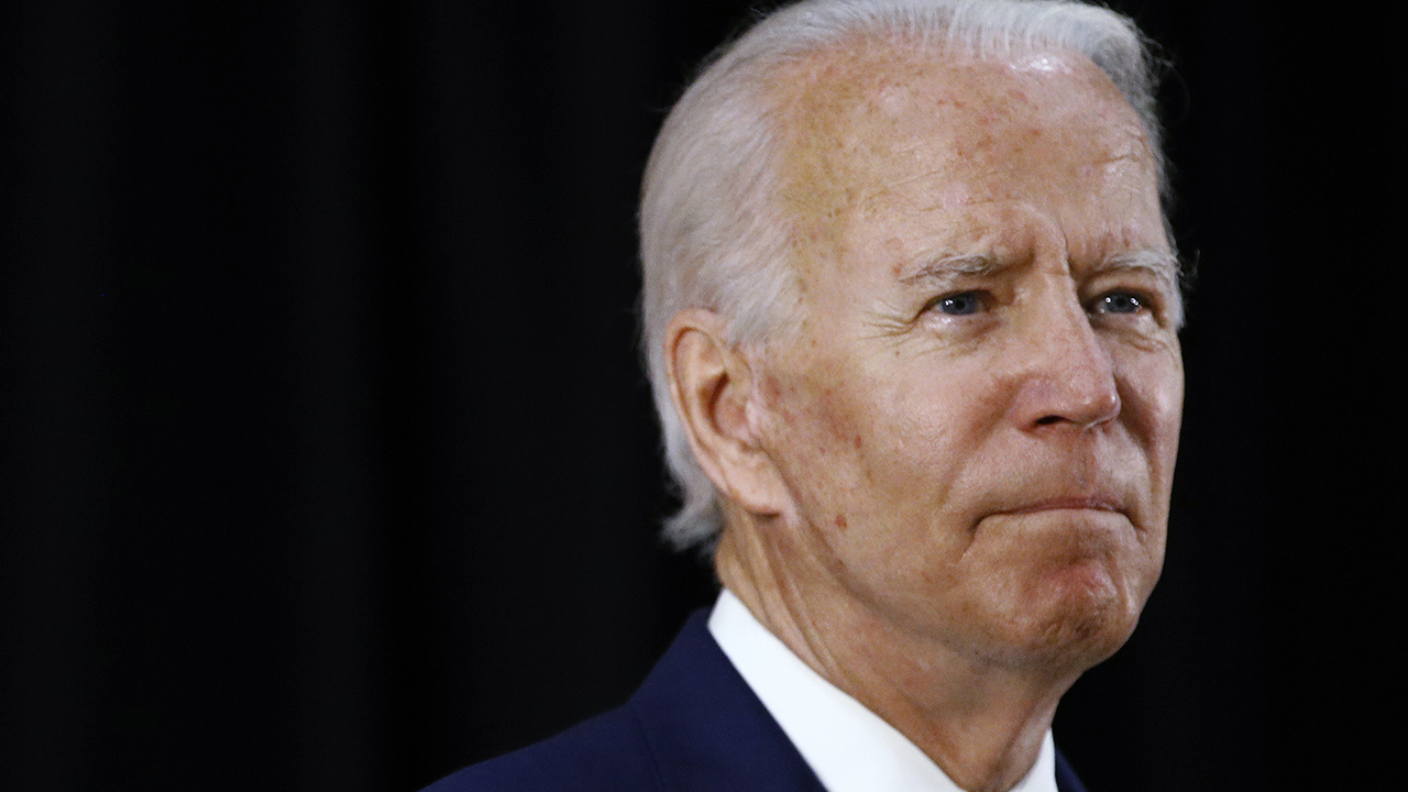 Biden pushes 'made in America' plan to boost nation's economy