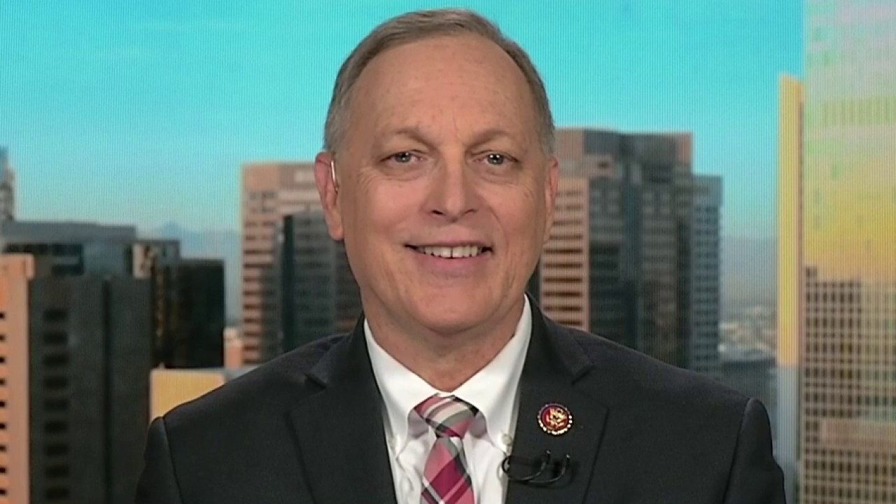 Rep. Andy Biggs says Democrats on Capitol Hill are frightened by 2020 presidential field