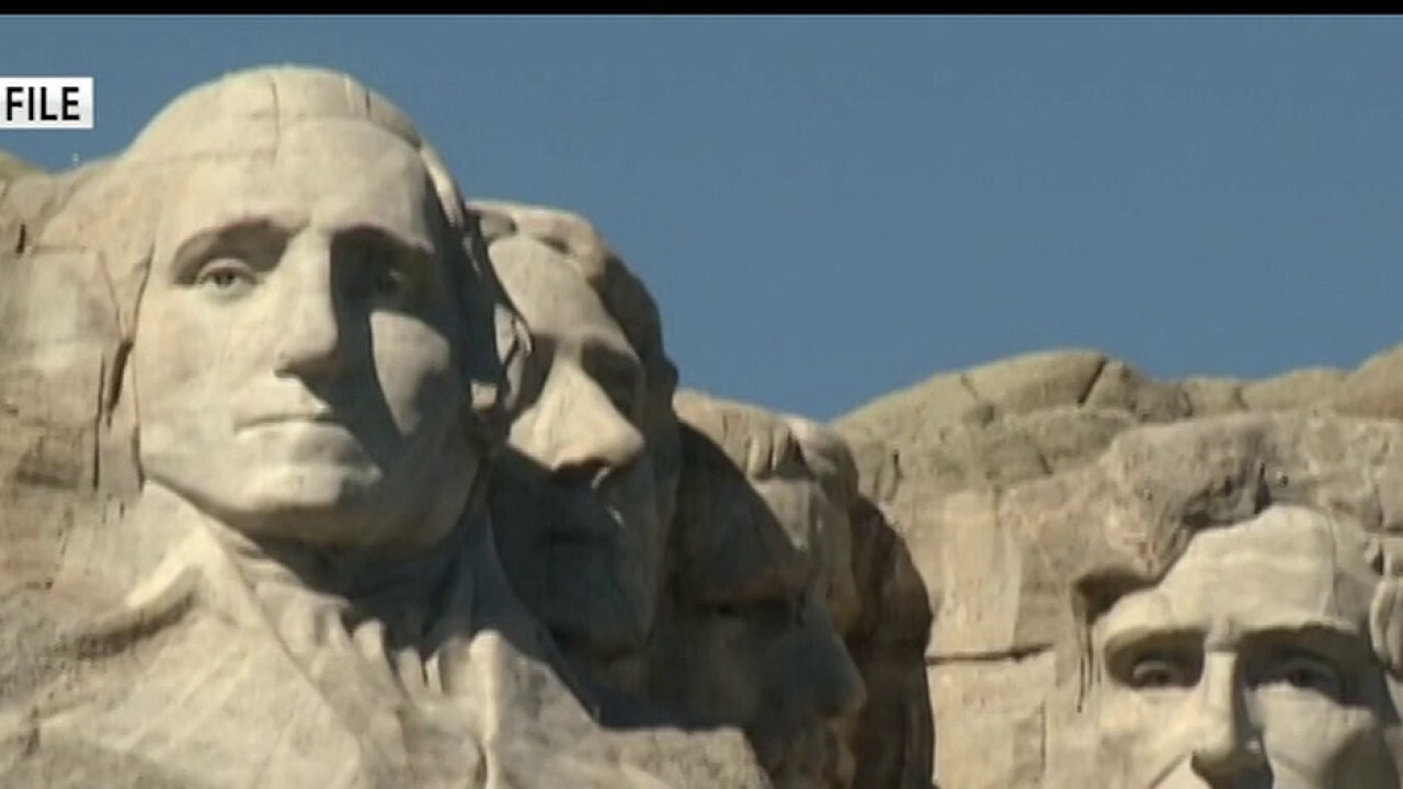 South Dakota AG Ravnsborg: Trump attendance at Mount Rushmore fireworks is a defeat for 'cancel culture'
