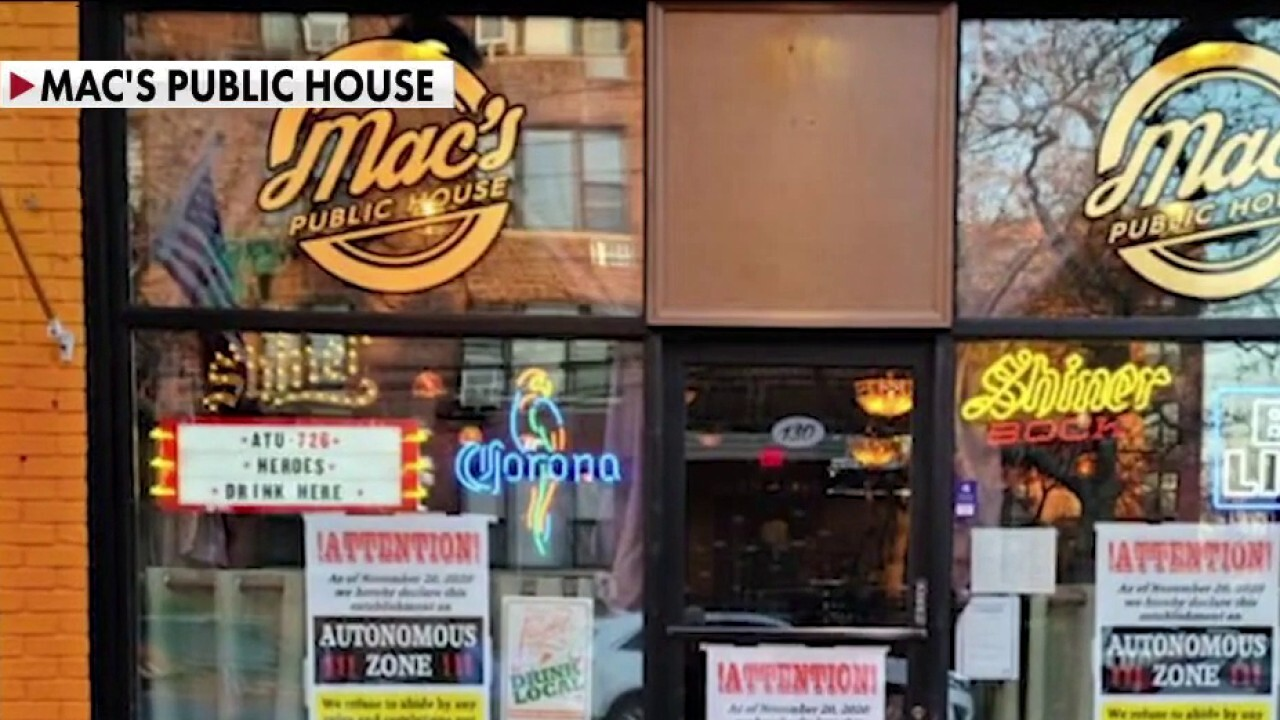 Co-owners of Mac's Public House Keith McAlarney and Danny Presti explain.