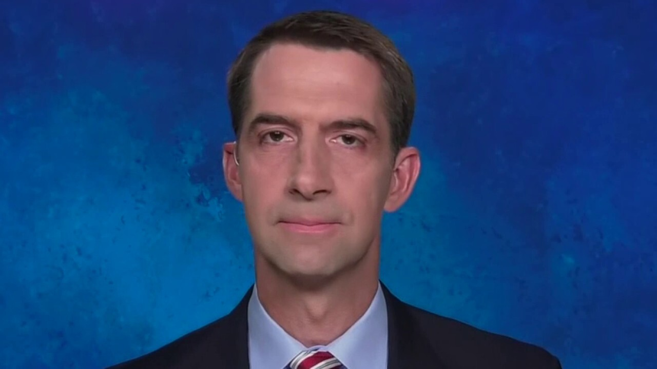 Sen. Cotton on China threatening drug exports: Displaying 'malicious intent to kill Americans'