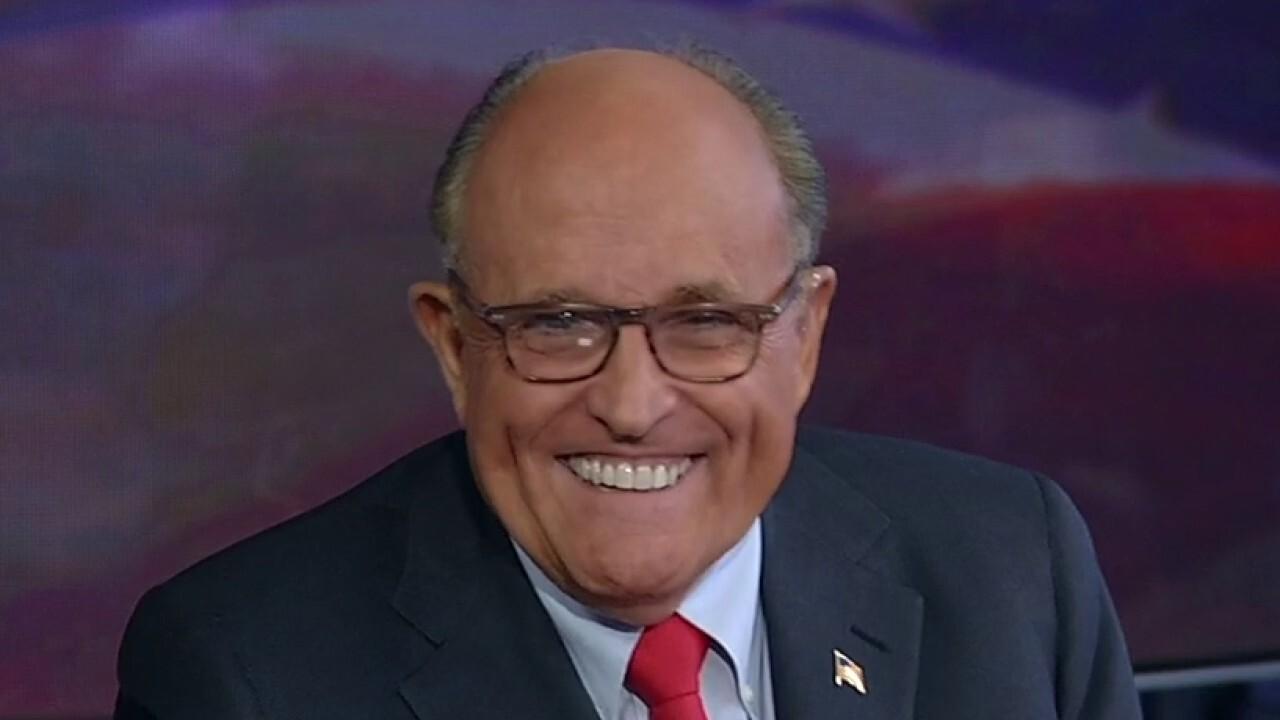 Rudy Giuliani predicts Trump will be 'totally vindicated' by 'smoking gun' in Hunter Biden probe: 'We've go…