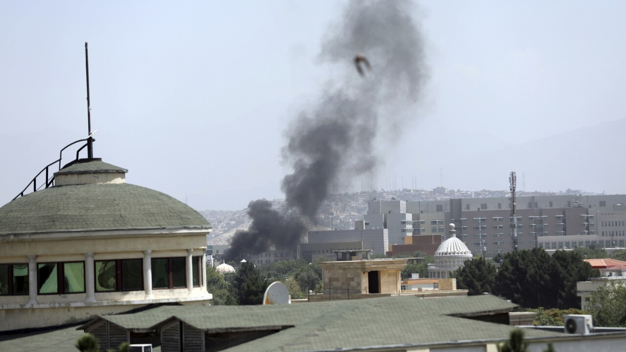 US embassy in Kabul issues shelter in place policy