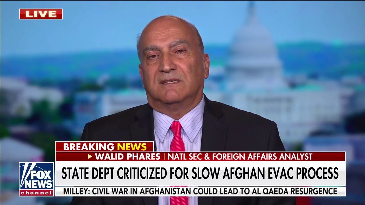 Taliban giving 'hospitality' to al Qaeda, could cut deal with ISIS: Walid Phares