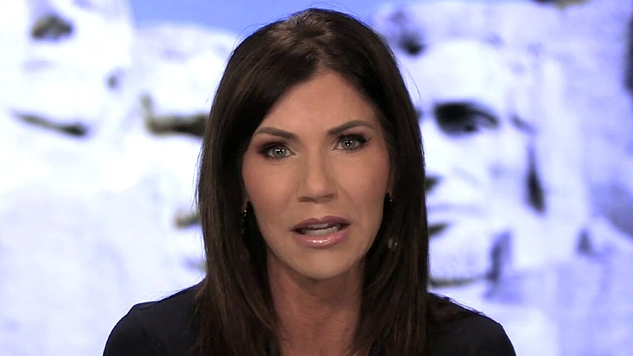 Biden's proposed death tax would be 'devastating' to middle class: Gov. Noem