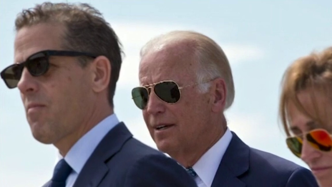 Sen. Ron Johnson: 'Vast web' of corporate connections between Biden family, Chinese nationals