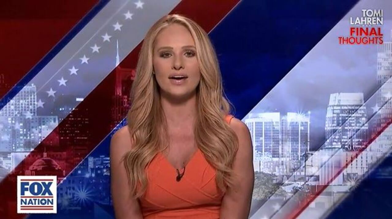 Tomi Lahren: This nation is still of the people, by the people and for the people