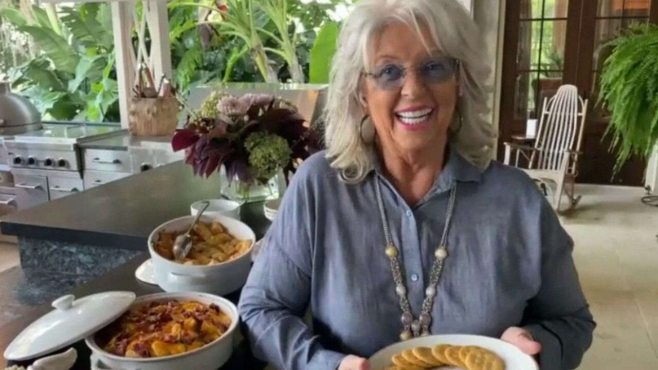 Paula Deen shares her favorite dishes that bring people together